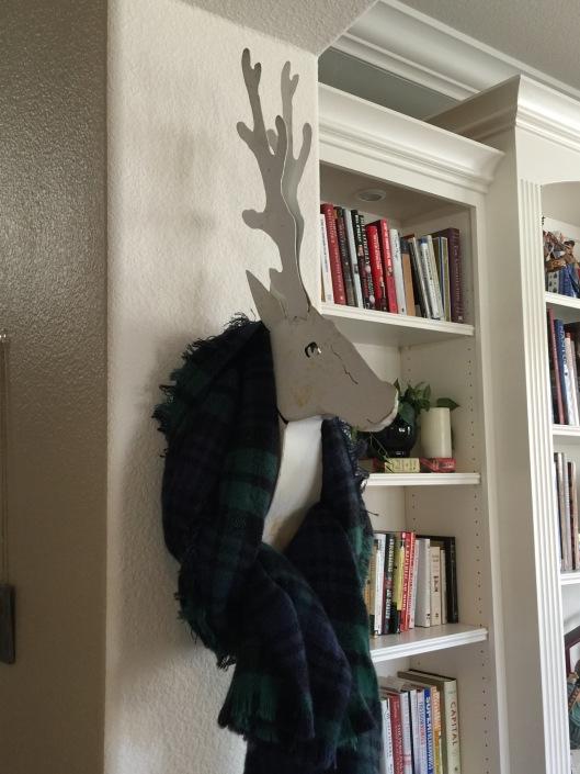 Deer 2 & Scarf 2015